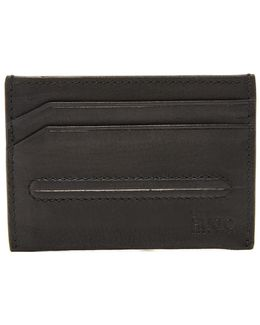 Highway Leather Card Case