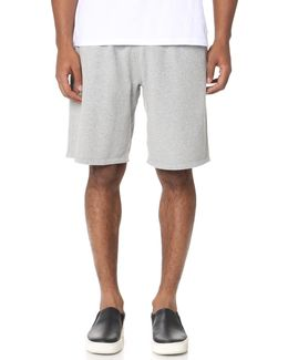 Mid Weight Terry Shorts