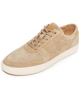 Gregory Sp Suede Sneakers