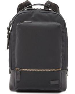 Harrison Nylon Bates Backpack