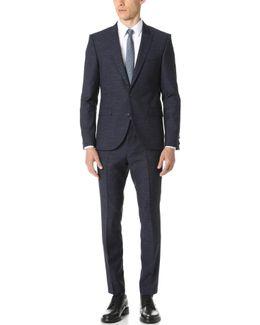 Astor Peak Lapel Suit Set