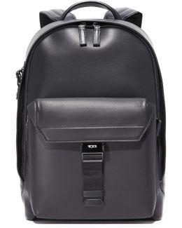 Ashton Leather Morrison Backpack