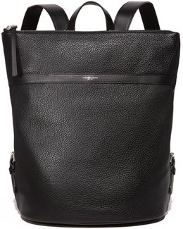 Jeremy Leather Backpack
