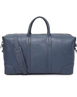 Saffiano Leather Wythe Weekender
