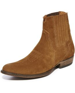 Austin Suede Chelsea Boots