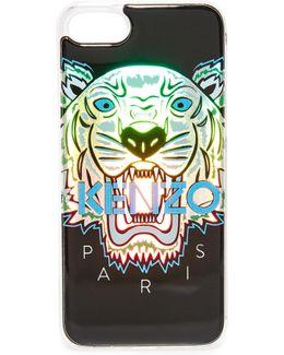 Rainbow Tiger Head Iphone 7 Case