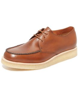 Burcott Field Lace Up Shoes