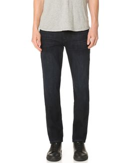 Slimmy Slimy Straight Luxe Performance Jeans