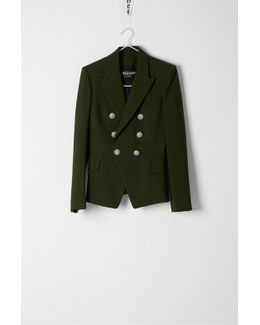 Six Buttons Jacket