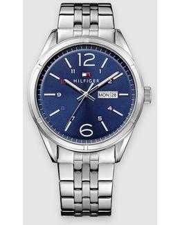 Charlie Steel Watch
