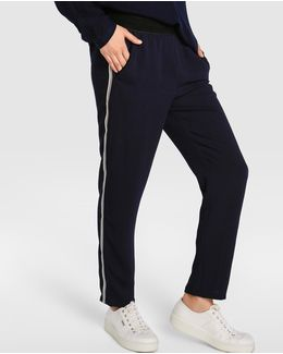 Navy Blue Jogging Trousers