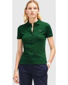 Basic Green Polo Shirt