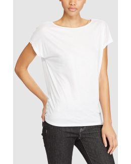 White Short-sleeve T-shirt