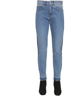 Jeans Bicolore Regular Fit