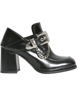 Leah Loafers With Buckle