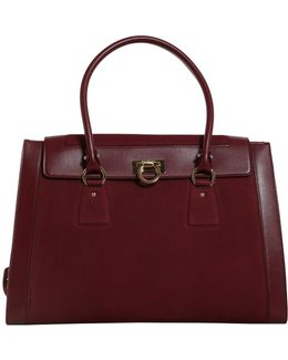 Large Lotty Leather Bag