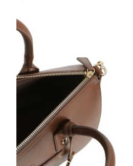 Linda Medium Saffiano Leather Bag