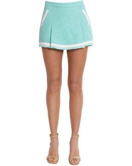 Twill Cotton Shorts