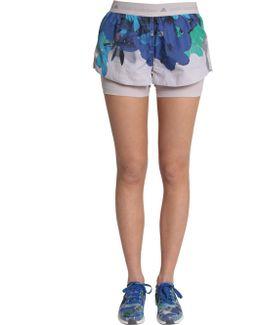 Taffetà Running Blossom Shorts