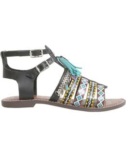 Linny Sandals With Sandals