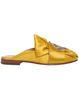 Peters Satin Loafers