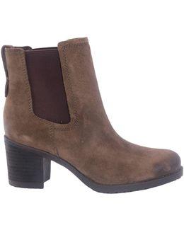 Suede Hanley Boot