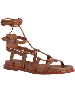 Magnun Leather Sandal