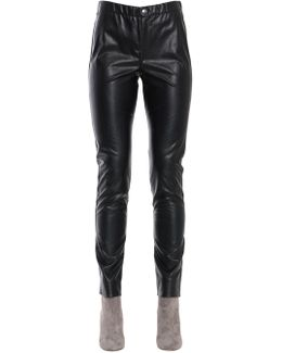 Eco Leather Jeffery Trousers