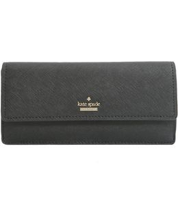 Cameron Street Alli Saffiano Leather Wallet