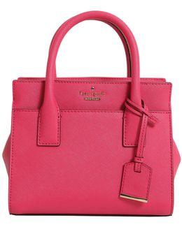 Cameron Street Mini Candace Leather Bag