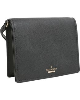 Cameron Street Small Dody Leather Messenger
