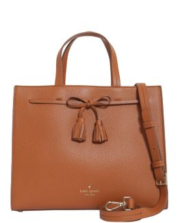 Hayes Street Isobel Textured Leather Tote