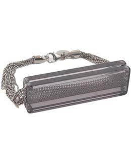 Bracelet With Acrilic Plate