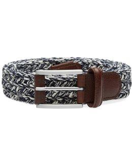 Anderson's Waxed Marl Belt