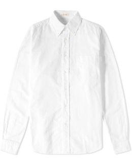 Classic Button Down Oxford Shirt