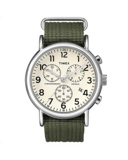 Weekender Chrono Oversized Watch