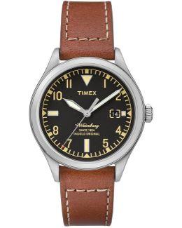 X Red Wing Waterbury 38mm Watch