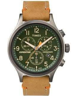 Expedition Scout Chronograph Watch