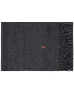 Signature Italian Wool Scarf