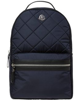 Gigi Quilted Backpack