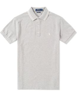 Custom Fit Tipped Polo