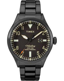 Heritage Waterbury Bracelet Watch