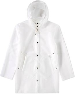 Stockholm Frosted Raincoat