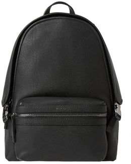 New Romeo Leather Backpack
