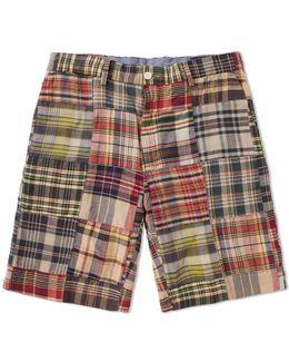 Polo Ralph Madras Check Short