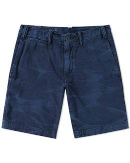 Washed Chino Short