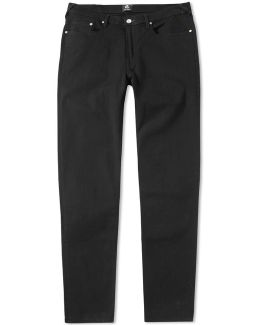 Tapered Fit Lightweight Stretch Jean