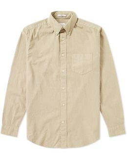 Gmt Oxford Button Down Shirt