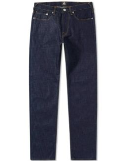Tapered Fit 11oz Crosshatch Jean
