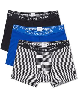 Cotton Trunk - 3 Pack